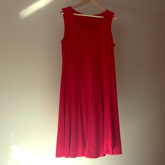 Nine West Dresses & Skirts - NINE WEST Red Dress, size L